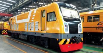Electrical- Battery Locomotive