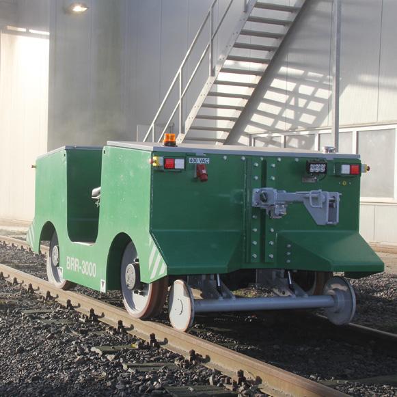 Rail Road series BRR 500 – 6000